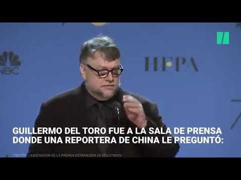 PORQUE SOY MEXICANO!!! (Guillermo del Toro)
