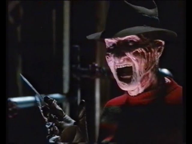 NIGHTMARE ON ELM STREET 6 - FREDDYS FINALE / FREDDY'S DEAD: THE FINAL NIGHTMARE - Trailer (German)