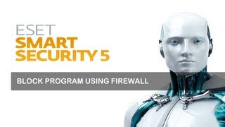 Block Program Connection using Firewall in Eset Smart Security 5(A quick guide on how you can use Eset Smart Security 5 (ESS 5) to block incoming/outgoing connection for specific program. This method should be same on ..., 2013-01-20T09:39:57.000Z)