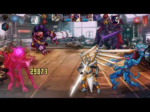 Mutants Genetic Gladiators - Guerra entre los dioses
