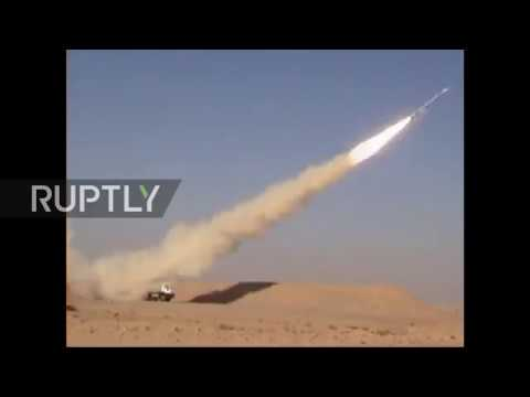 Iran: Tehran unveils new long-range cruise missile Hoveyzeh