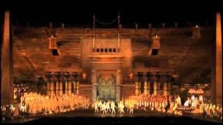 Aida - Arena di Verona 2011