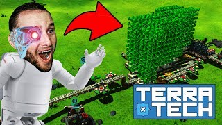 GREEN BOOGER MONEY FARM!! - TerraTech #14