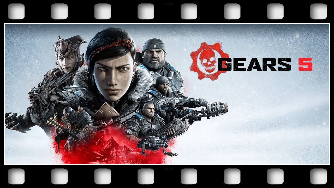 "Gears of War 5 ""GAME MOVIE"" [GERMAN/PC/1080p/60FPS] thumbnail"