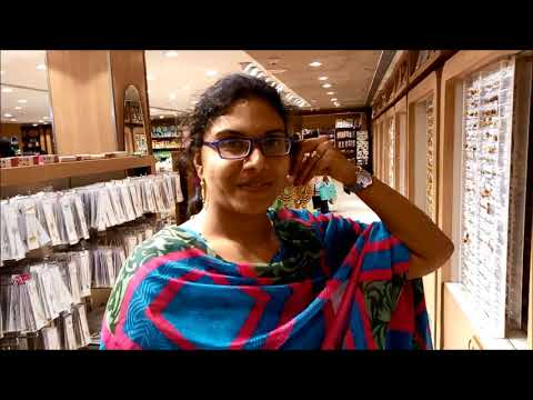 Fancy Jumka,Antique Jewelry,Ruby Stone Necklace in Saravana Stores Shopping Vlog Part -2
