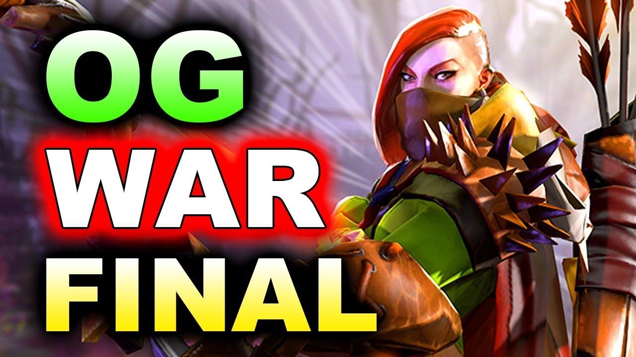 OG vs WAR - Eu Grand Final - The INTERNATIONAL 2018 | DOTA 2 Galerisi