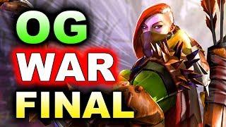 OG vs WAR - EU GRAND FINAL - THE INTERNATIONAL 2018 DOTA 2