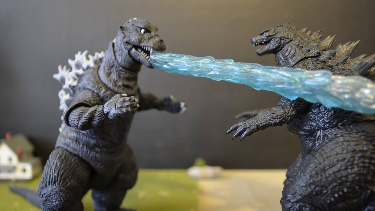 Godzilla Videos