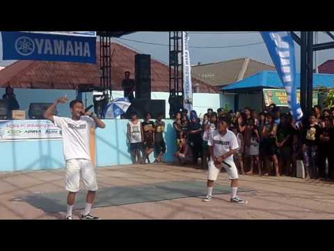 The Mighty Hip Hop Medan Competisi