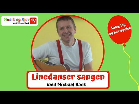 Linedanser sangen - Børnesang