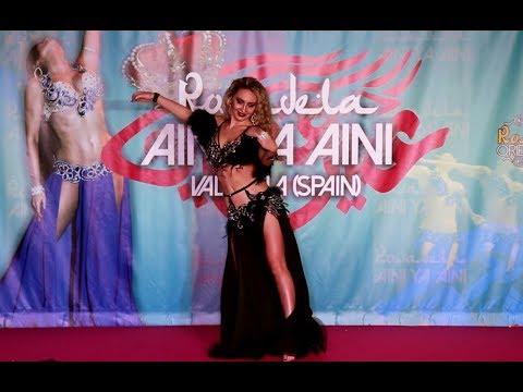 Anna Samoteeva AINI YA AINI FESTIVAL 2019 Professional Oriental OHDONO EL AYAM