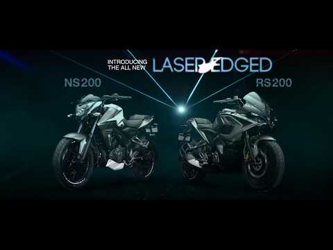 Bajaj Pulsar  All New 2017 Collection Laser Edged Pulsars   David Pieris Motor Company Limited