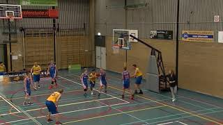 21 october 2017 Rivertrotters M22 vs Goba M22 75-50 2nd period