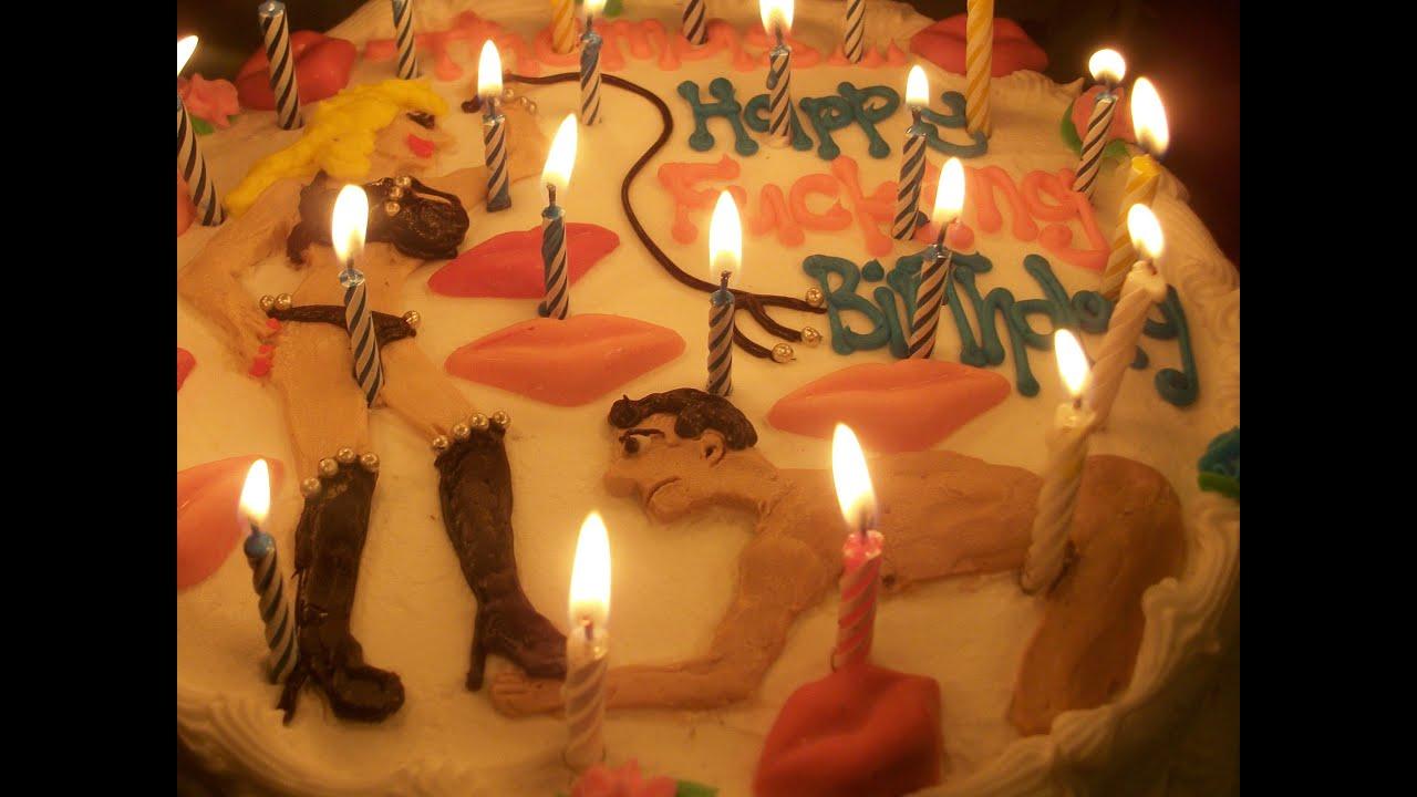 Naughty Birthday Cakes Photos