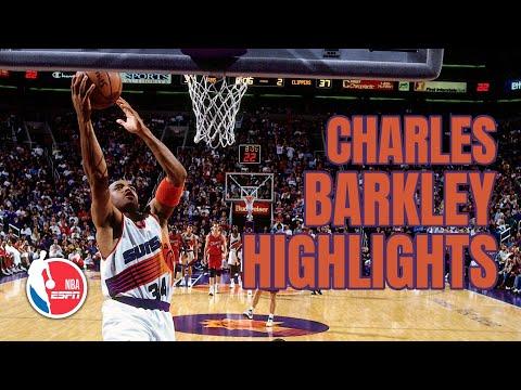 Charles Barkley career highlights mixtape | NBA on ESPN