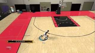 NBA 2k13 | HOW TO DO A FLOATER (PS3/XBOX)