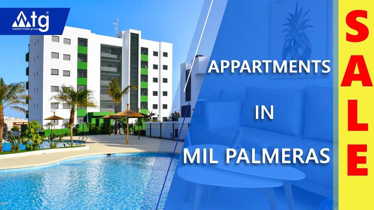Apartments in Mil Palmeras, Spain. Apartments for sale in ...