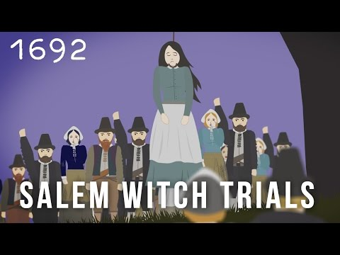 the shocking revelations and statistics of the infamous salem witch trials of 1692 Abigail williams is one of the main catalysts of the salem witch trials but not much is known about the girl she was born on july 12, 1680 in salem, massachusetts her parents were murdered by native americans during a raid and she was sent to live with her uncle rev samuel parris' family.