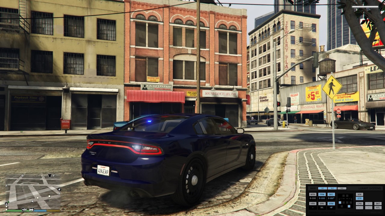 [ELS] Unmarked 16 Charger 1 0 1 showcase