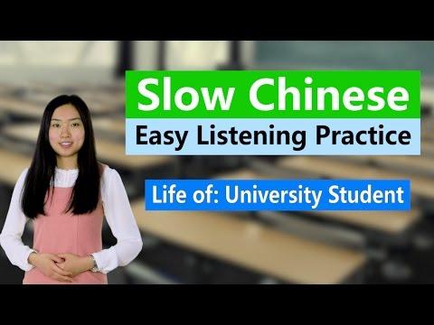 Học tiếng Hoa giao tiếp- Bài 13: Cuộc sống của sinh viên (phần 1)