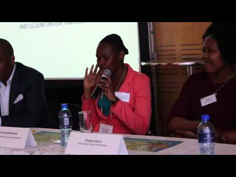 Cape Wine 2015   The Apprentice   Pemla Makhanda