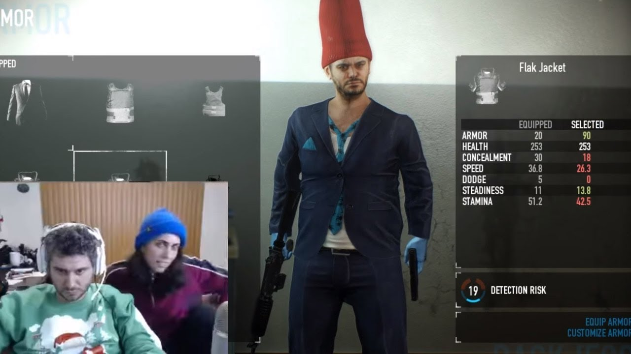 We Play Ourselves In Payday 2