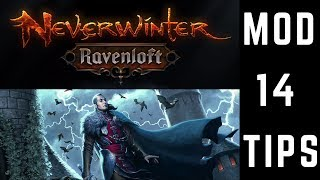 Neverwinter Ravenloft Mod 14 Tips For Xbox One & PS4 Players