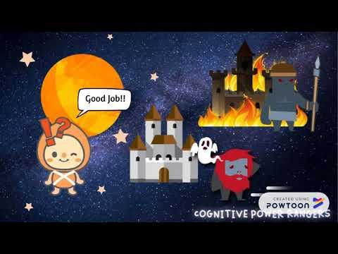 CCHU9060 2017-2018 Group 14 - Cognitive Power Rangers