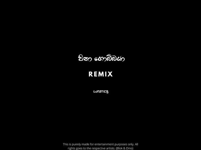 Pina Gobbaya (Lunatics Rework)