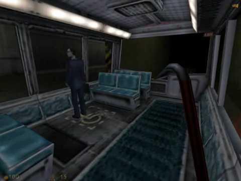 Half Life - Console Command Cheats