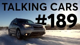 The 'Myth' of AWD; Best 2 Row SUV; Mazda3: Will It Baby? | Talking Cars with Consumer Reports #189