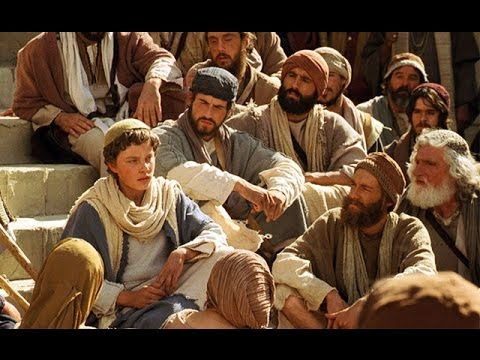 Young Jesus Teaches in the Temple - YouTube