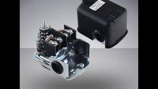 Gambar cover Basınç şalteri ayarlanması ve elektrik bağlantısı (Pressure switch Adjusting  and electrical)