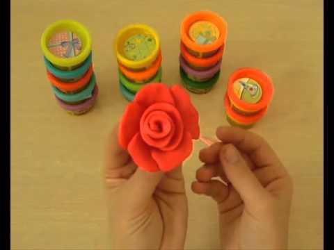 Фабрика сладостей из пластилина Плей до Play doh