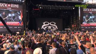 Stone Sour - Through Glass live@Rock Am Ring 2013