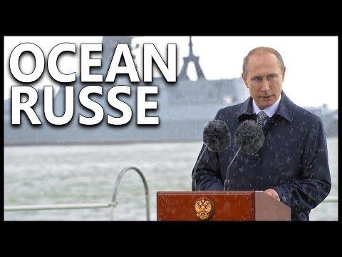 Poutine et l'Arctique, que veut-il vraiment?