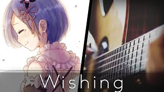 Wishing - Re:Zero Episode 18 Insert Song (Acoustic Guitar)�...