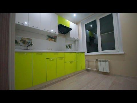 Планировка двухкомнатной квартиры в типовых панельных