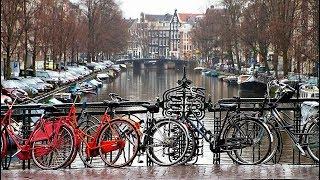 Амстердам. Столица Нидерландов. Amsterdam.