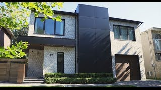 North York Home Example