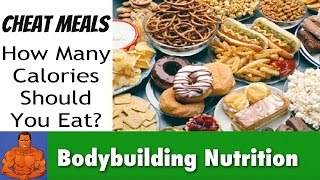 why cheat meal is important