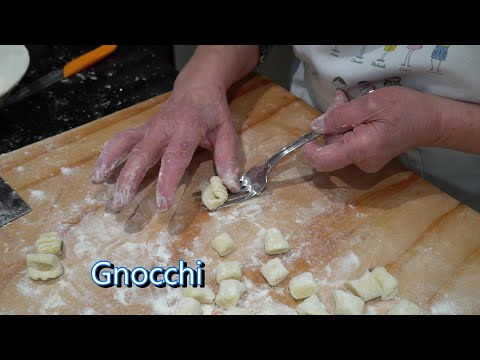 Italian Grandma Makes Gnocchi