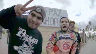 Hiphoppers por La Paz La Familia Ayara / Aczino - Sony - Santa RM (Video Oficial)