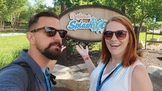 We Went To An Empty Closed Water Park! | Dollywood Splash Country, Cabin Tours & Flying Home!