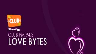 club fm love bytes rj jeena 20th dec part 1