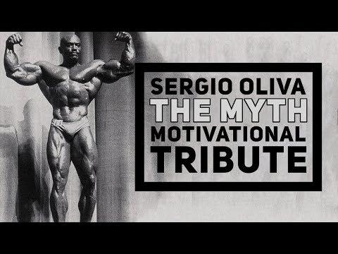 Sergio 'The Myth' Oliva Motivational Tribute