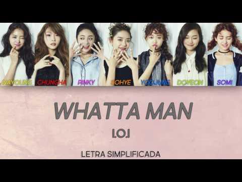 Como Cantar Whatta Man - I.O.I (Letra Simplificada)