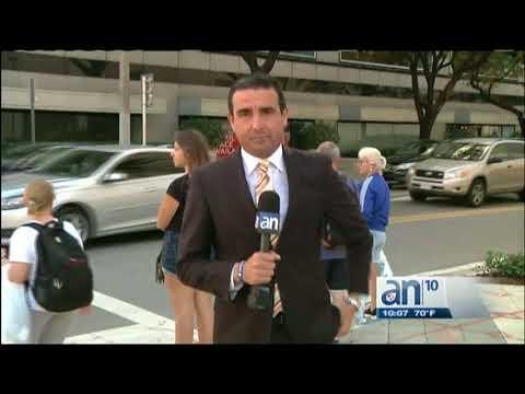 America Noticias  visita la peor intersección de Miami