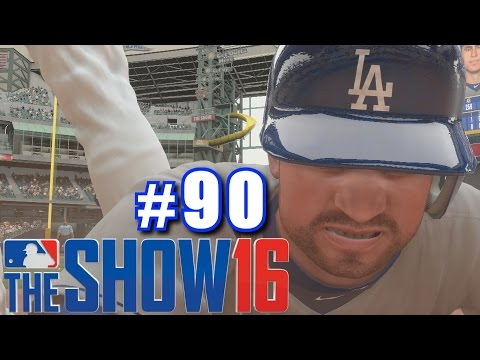 JERK CROSBY! | MLB The Show 16 | Road to the Show #90