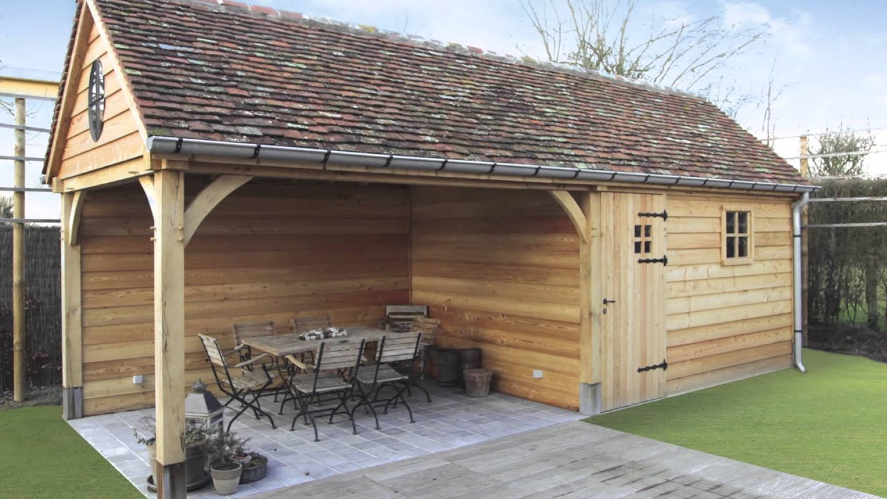 Veranclassic, fabrikant van Cottages - YouTube